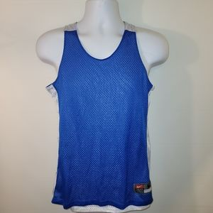 Men's NIKE Reversible Practice Basketball Tank #48